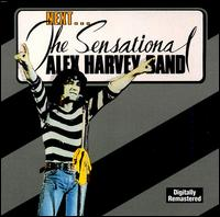 The Sensational Alex Harvey Band - Next (Vertigo) 74