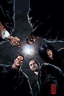 Garth Ennis & Darick Robertson - The Boys