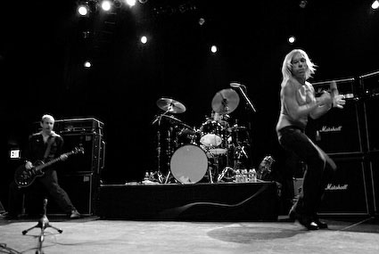 Iggy & The Stooges, 2007