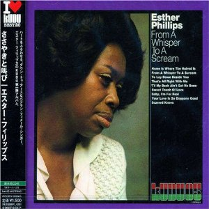Esther Phillips - From A Whisper To A Scream (Kudu) 72