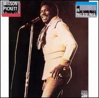 Wilson Pickett - In Philadelphia (Atlantic) 70