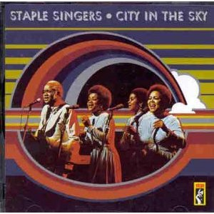 The Staple Singers - City In The Sky (Stax) 74