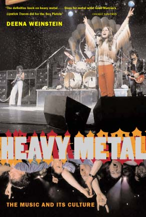 heavy metal music history and misconceptions essay