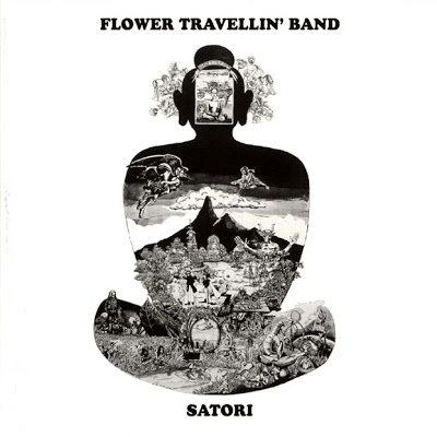 Flower Travellin' Band – Satori (Atlantic/Phoenix, 1971)