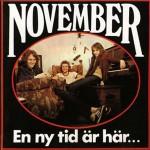 November – En Ny Tid är Här (Sonet Grammofon, 1970)