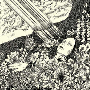 Jex Thoth - Blood Moon Rise (I Hate Records, 2013)