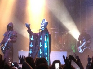 Ghost, The Vic, April 19