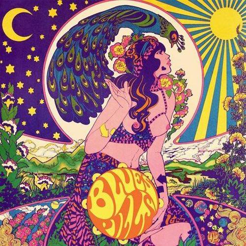 Blues Pills - Blues Pills (Nuclear Blast, 2014)