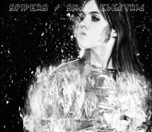 Spiders - Shake Electric (Spinefarm, 2014)