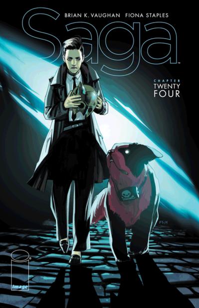 Saga - Brian K. Vaughan & Fiona Staples (2014)