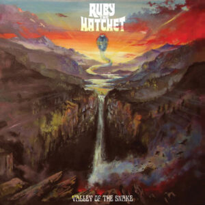 Ruby The Hatchet - Valley Of The Snake (Tee Pee, 2015)