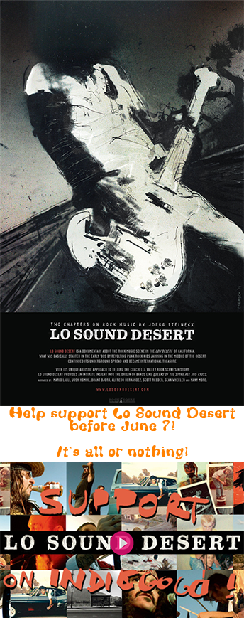Help support Lo Sound Desert by June 7!