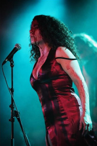 Farida Lemouchi of The Devil's Blood