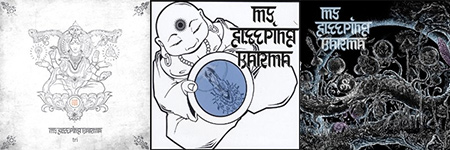 My Sleeping Karma - Albums 2008-2012