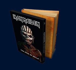 Iron Maiden - The Book Of Souls (Ingrooves, 2015)