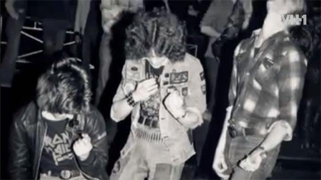 The Fans - Metal Evolution: NWOBHM