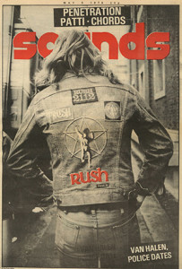 The Denim Brigade: Sounds, May 5, 1979