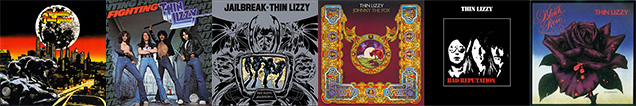 6albumrun-thinlizzy