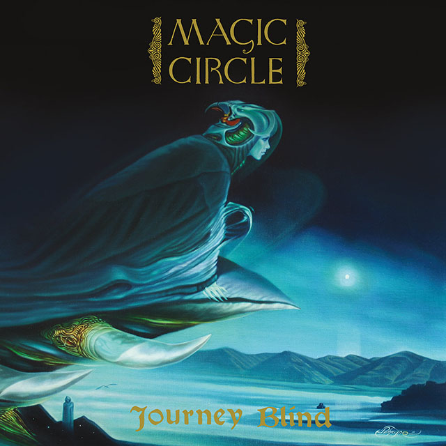 Magic Circle – Journey Blind (Armegeddon, 2015)