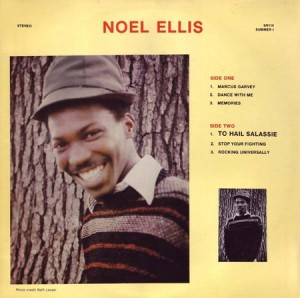 Noel Ellis - Noel Ellis (Summer/In The Light, 1983)