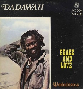 Ras Michael & the Sons of Negus - Dadawah, Peace & Love (Trojan, 1974)