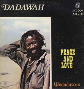 Ras Michael & the Sons of Negus - Dadawah, Peace & Love (Trojan, 1974)