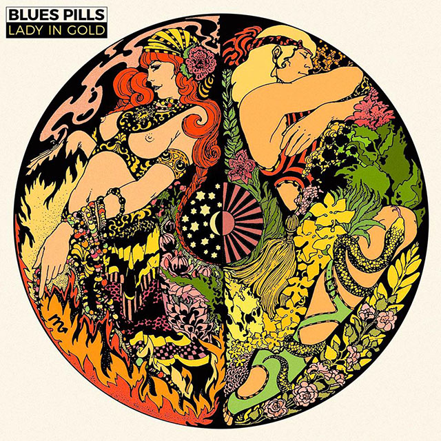 Blues Pills - Lady In Gold (Nuclear Blast)