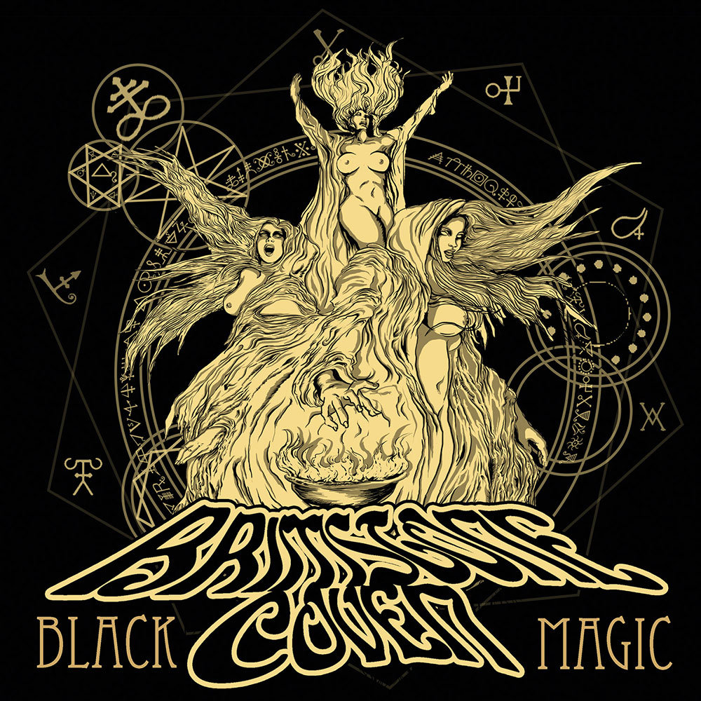 Brimstone Coven - Black Magic (Metal Blade, 2016)
