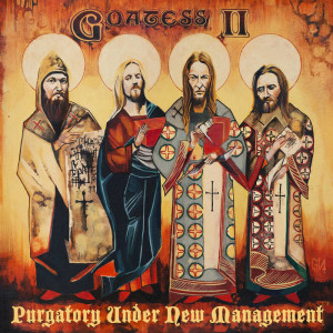 Goatess - Purgatory Under New Management (Svart, 2016)