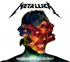 Metallica - Hardwired...To Self Destruct (Elektra, 2016)