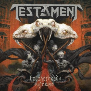 Testament - Brotherhood Of The Snake (Nuclear Blast, 2016)