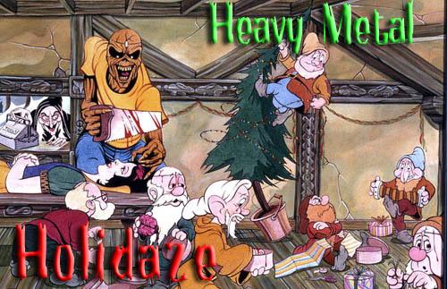 Fast N Bulbous Heavy Metal Holidaze